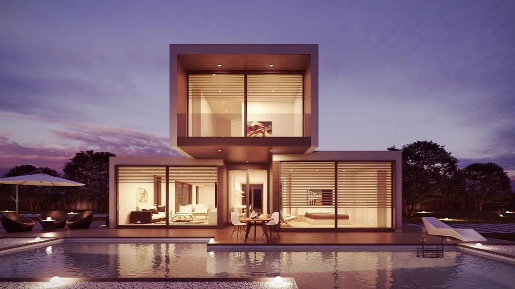 תכנון אדריכלי בתים פרטיים